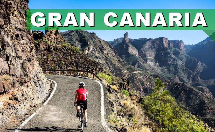 cycling holiday gran canaria