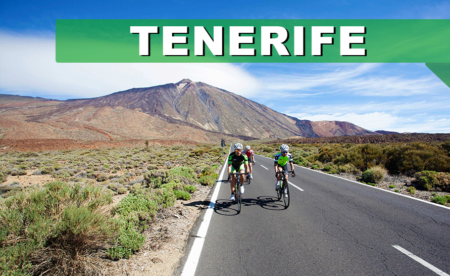 cycling holiday tenerife
